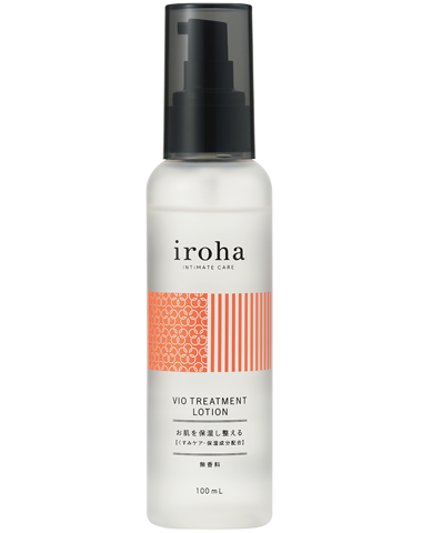 iroha VIO TREATMENT LOTION